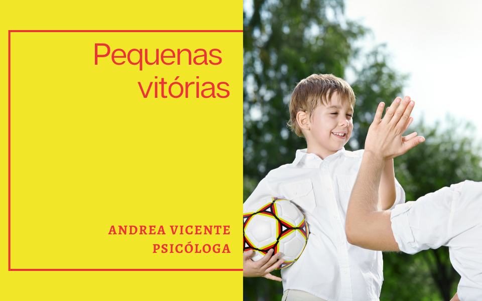 Pequenas vitorias